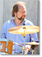 PETER SCHMIDT, Drums (Charly & the Jivemates)